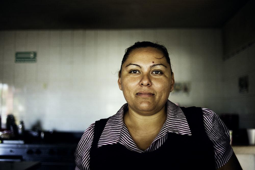La Ribera Woman
