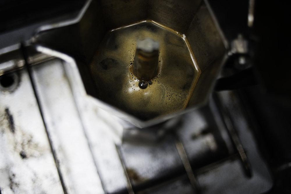 Dirtbag Espresso