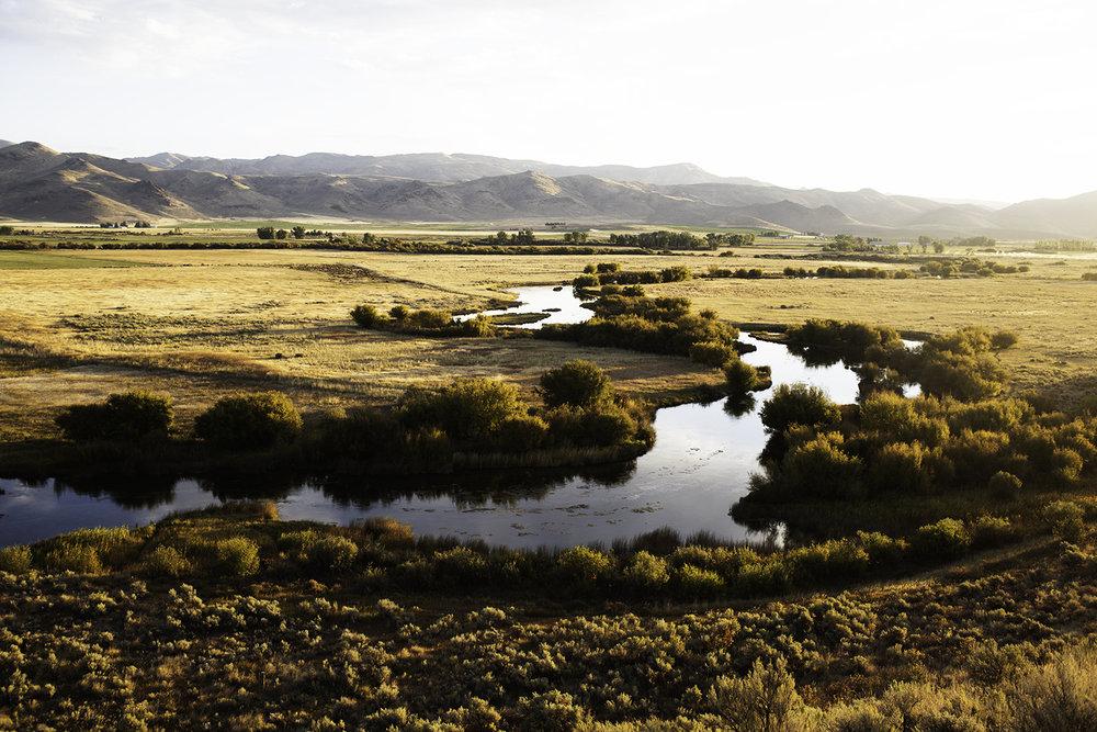 Silver Creek Preserve. Mid-September 2018