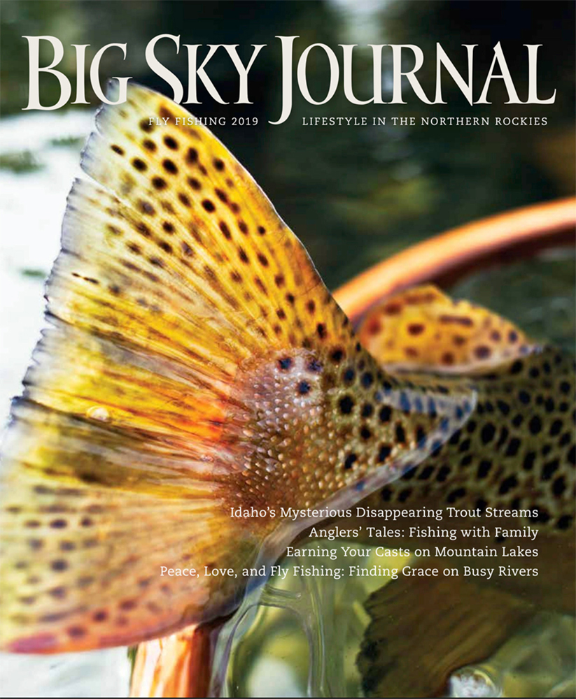 Spring 2019 Big Sky Journal Cover
