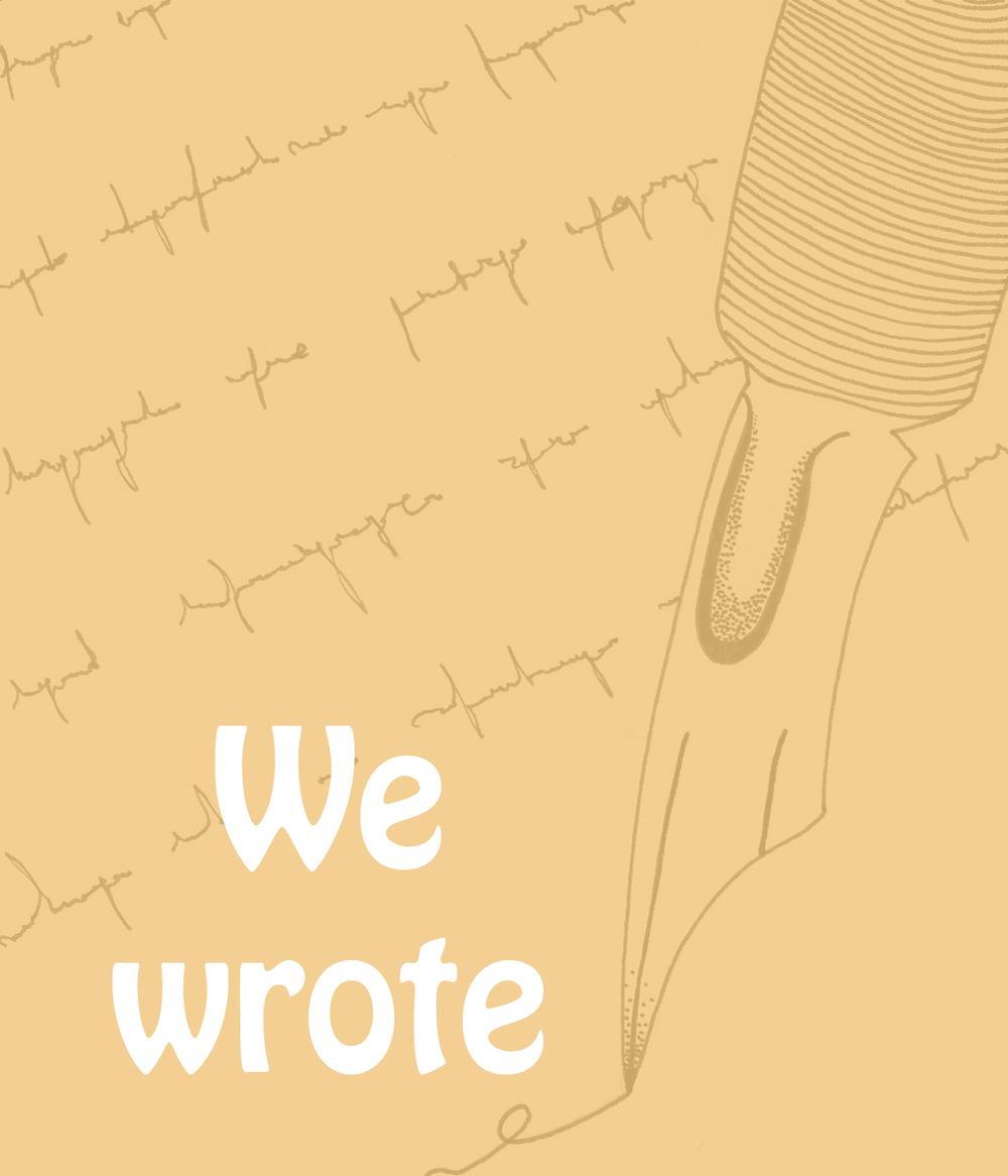 We wrote.jpg