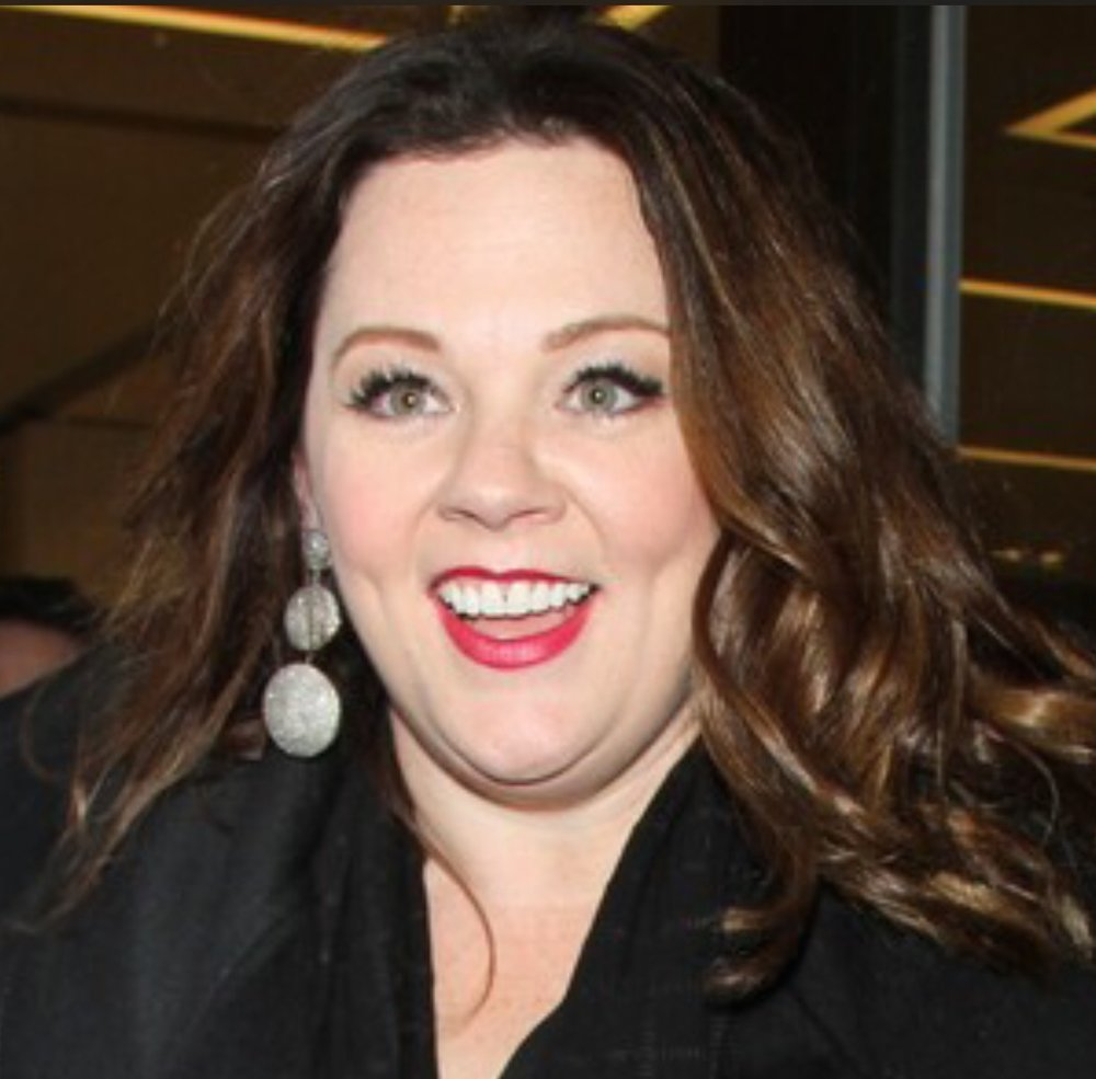 Melissa McCarthy wearing Lera Jewels earrings