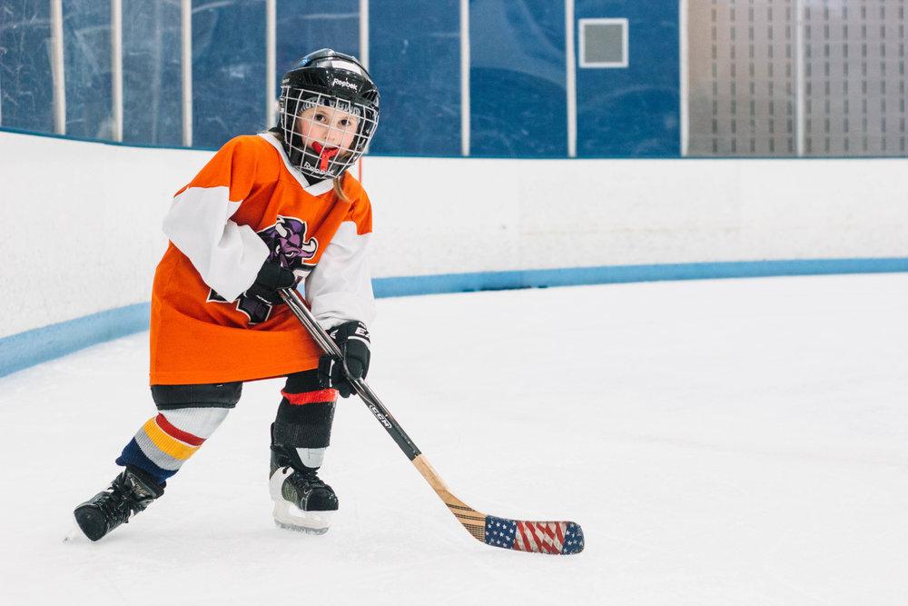 Learn to Play Hockey Program