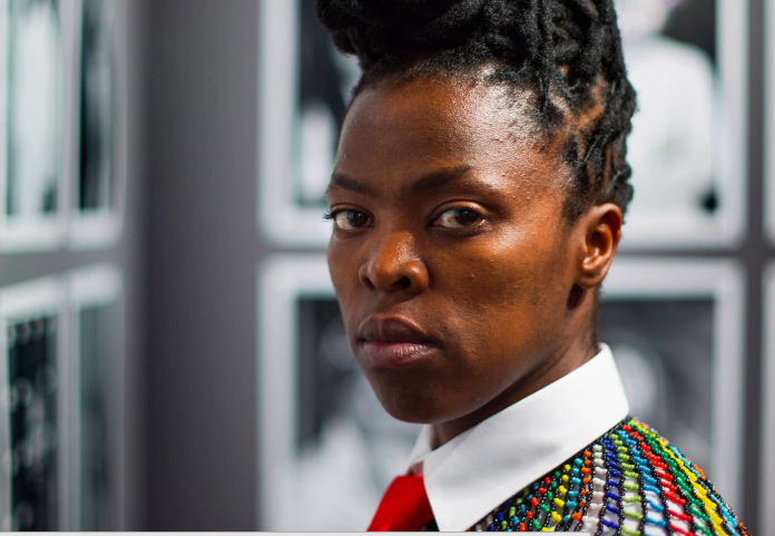 Photos spotlight brutal hate crimes faced by South Africa's black lesbian community    Zanele Muholi is on a mission to rewrite the visual history of the black LGBTI community in South Africa, and expose rampant violence and discrimination