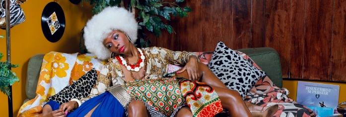In Mickalene Thomas's awe-inspiring portraits, a meaningful reflection of black women in art    In a series of photographs that began with her mother, the world-renowned artist shows us her muses, dispelling a history of harmful stereotypes