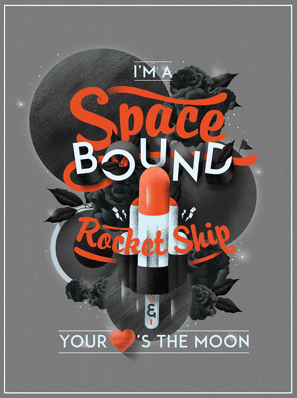 Spacebound poster
