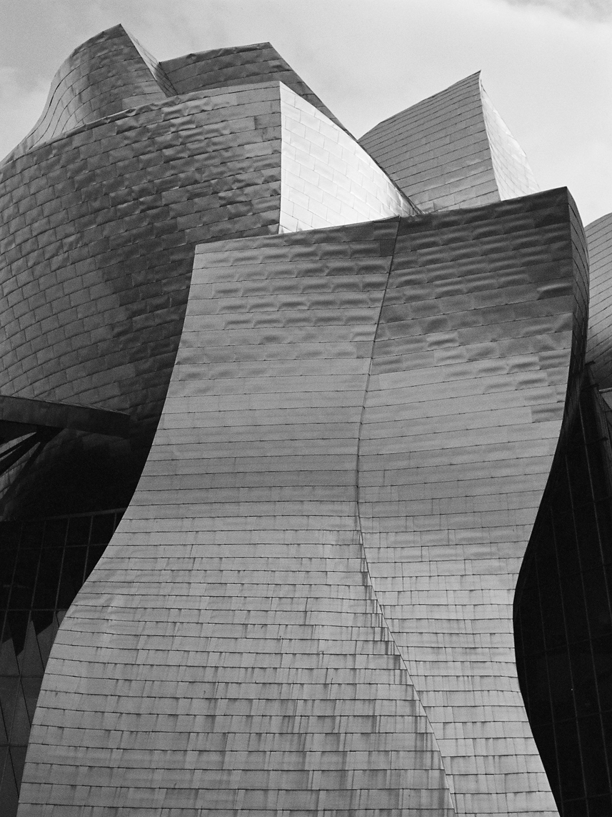 Guggenheim Museum by Frank Gehry