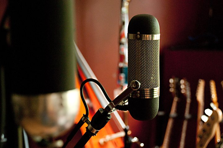 AEA ribbon mics