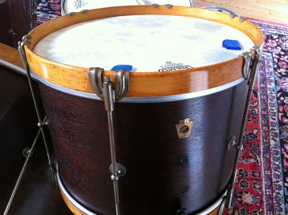 1940's WFL converted marching snare