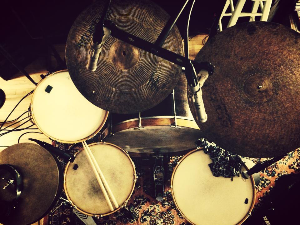 Vintage drum heaven