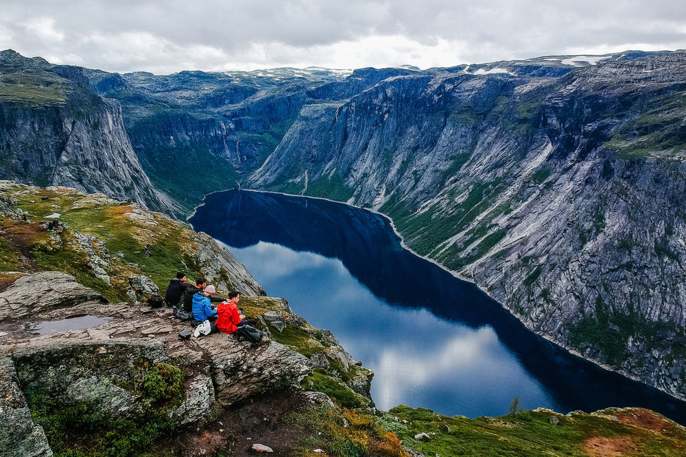 10 hours of hiking - The hike is indeed very long, so we packed a fair amount of food and water, however the views, even en route to the top, are just vast. Hiking gear is an absolute must, and the hike is really only doable in the summer months.