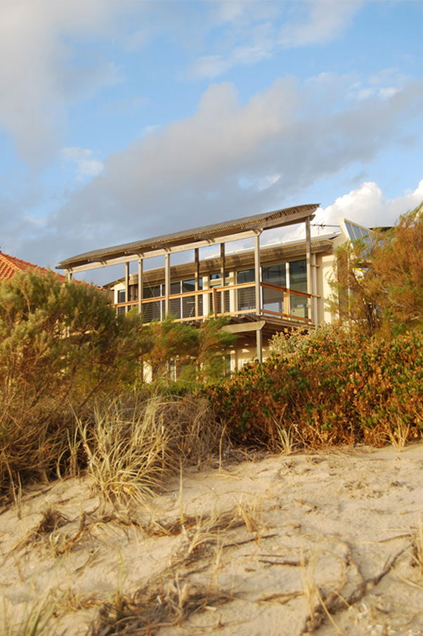 Tennyson Beach House  - Tennyson, SA, 2009