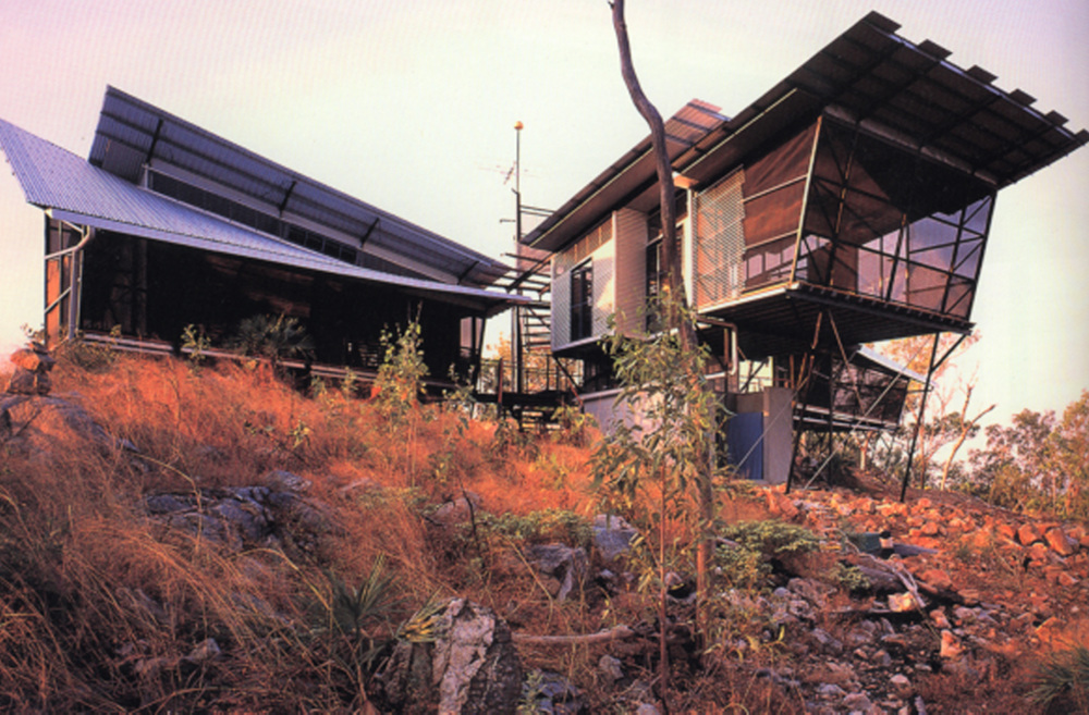 Rozak House  - Lake Bennett, NT, 2002