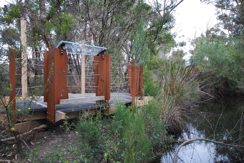 Platypus Waterholes - Kangaroo Island, SA, 2012