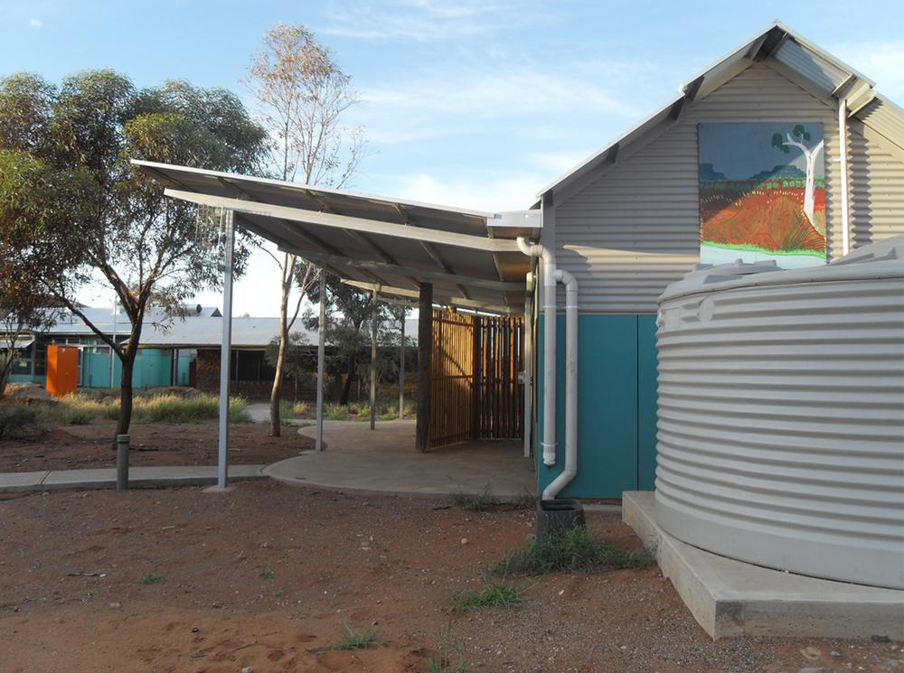 Pipalyatjara School - APY Lands, SA, 2006