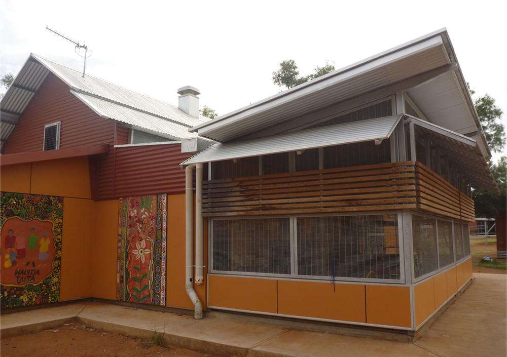 Pukatja School- APY Lands, SA, 2009