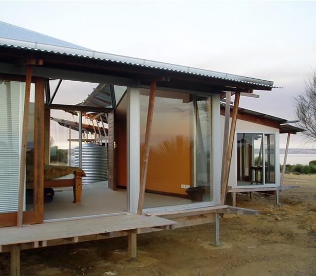 Martin-Hetzel Beach House - American River, SA, 2010