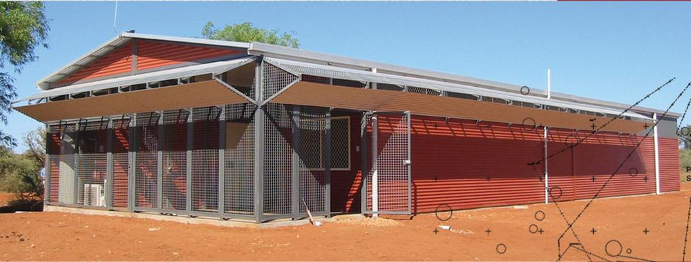 Nganampa Health Clinics - APY Lands, SA
