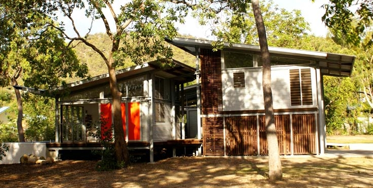 Horseshoe Bay House - Magnetic Island, North Qld, 2010