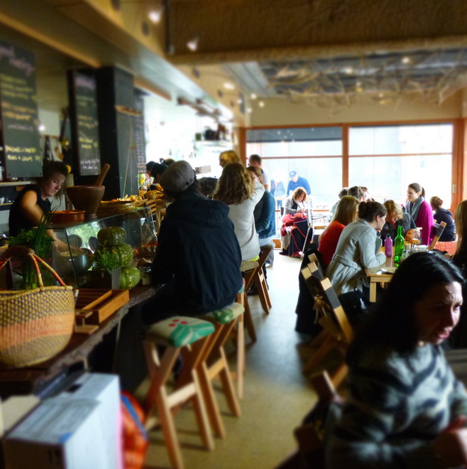 Cafe Troppo- Whitmore Square, Adelaide, SA 2012