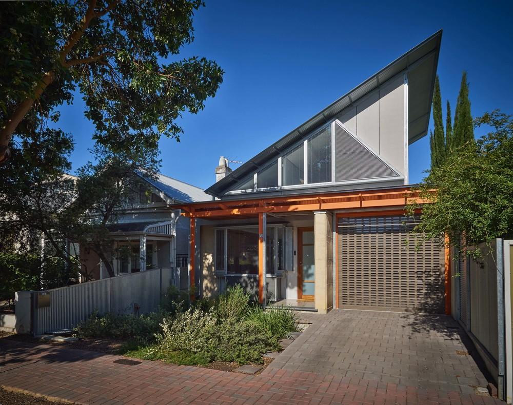 Friedrichstrasse House -Maylands, SA, 2015