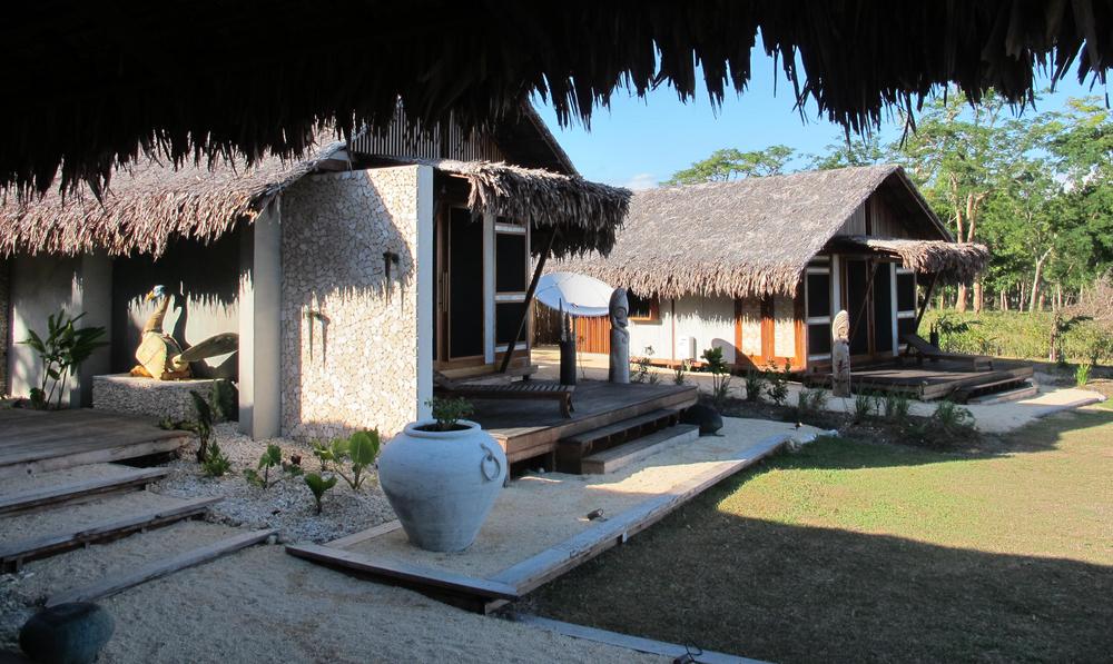 Haus Blong Miranda - Efate, Vanuatu, 2015