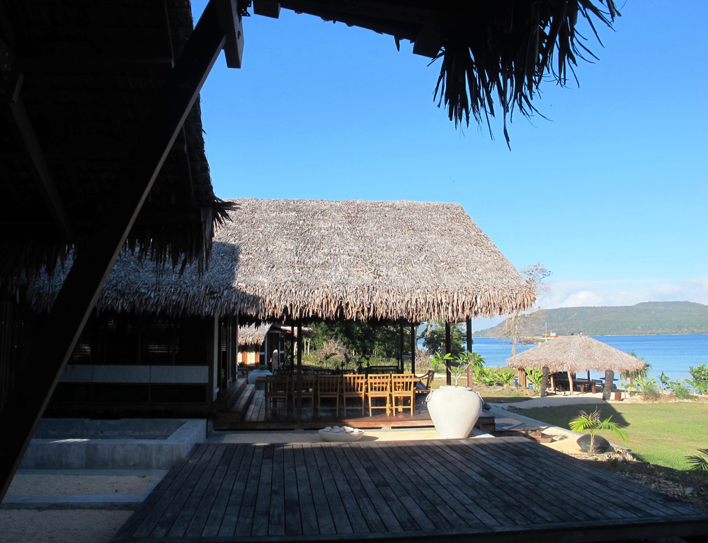 House Blong Miranda  -Havannah Harbor, Efate,Vanuatu, 2014
