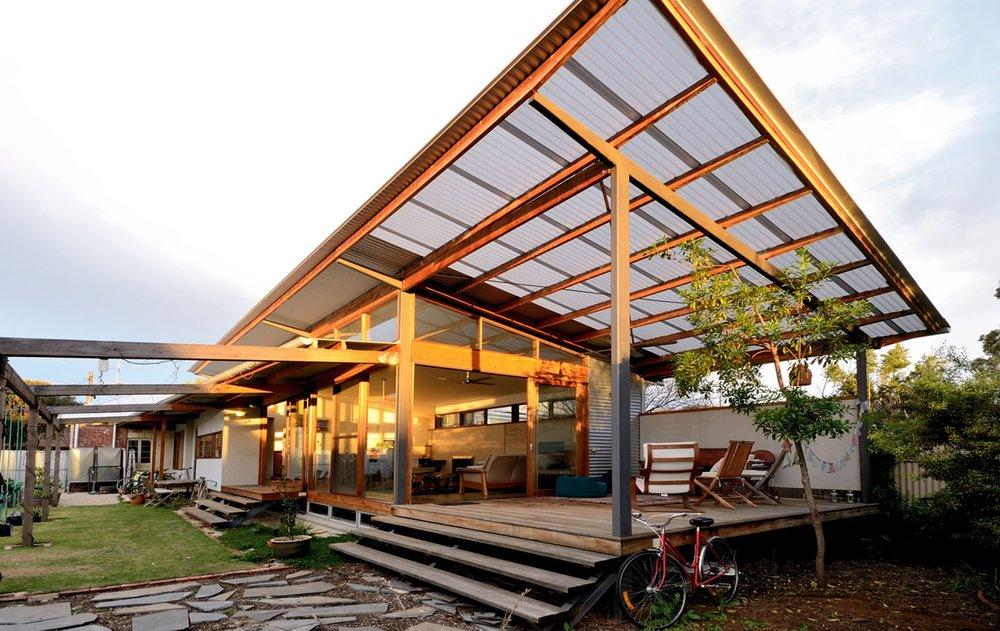 Jureidini, Beulah Park, South Australia, Australia Troppo Architects