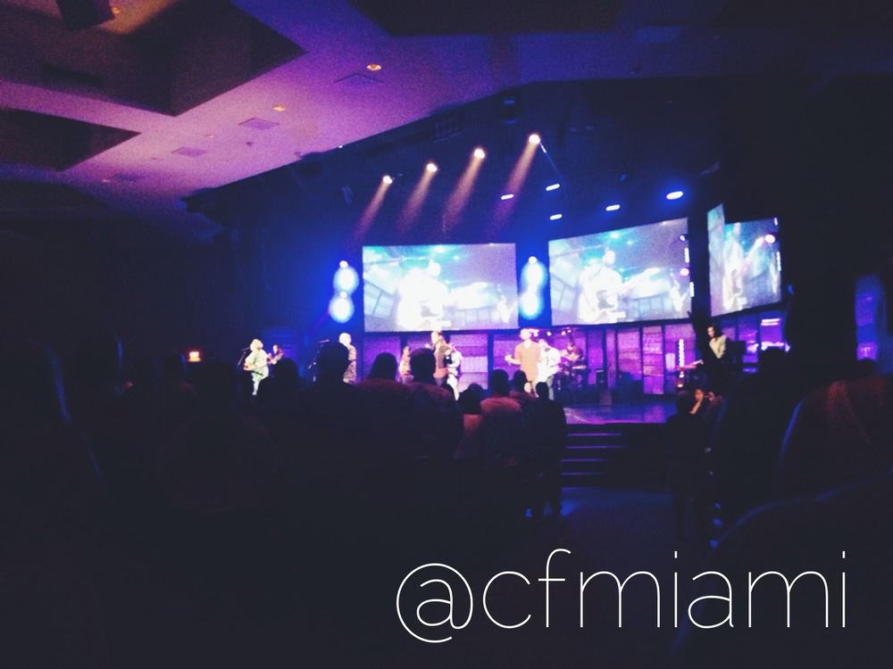 Follow CF on twitter at  @cfmiami.