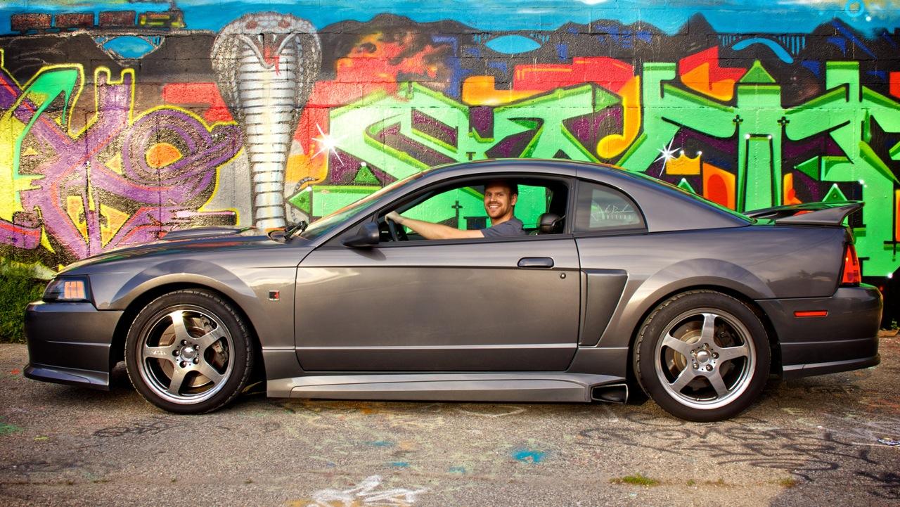 Mustang Photoshoot