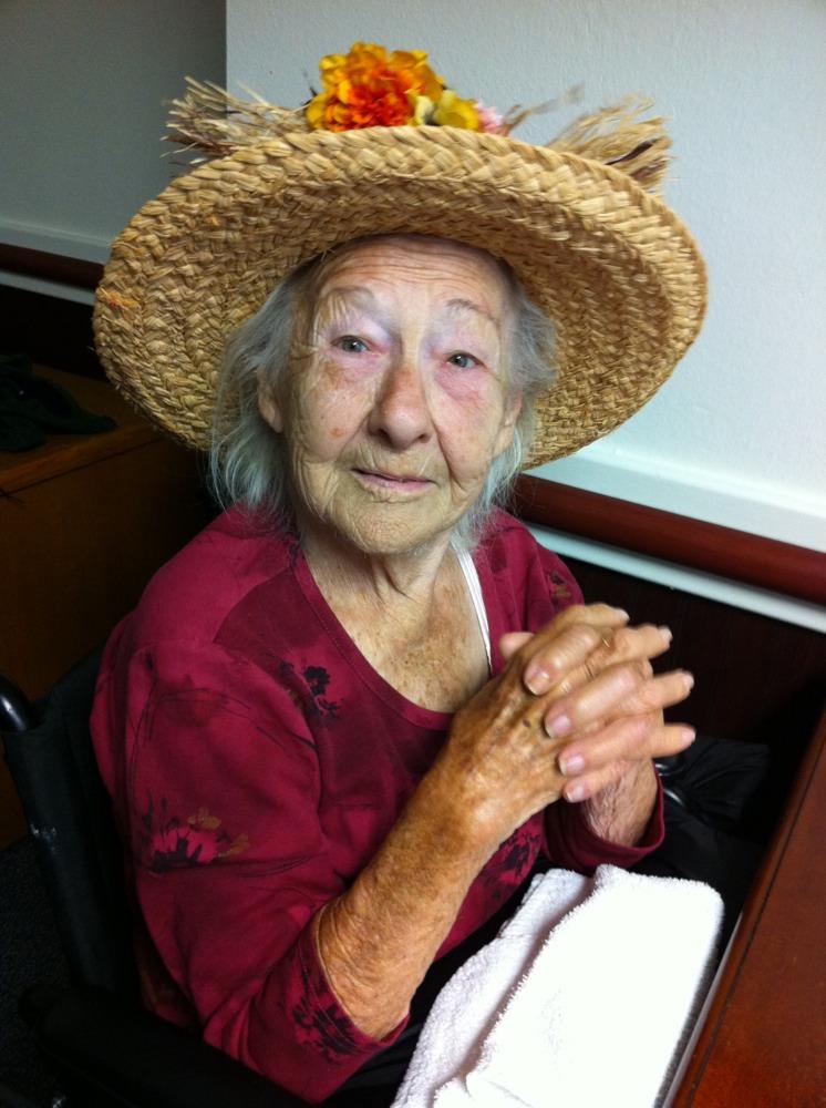 Memorial Day - Palomar, Grandma, and Baby