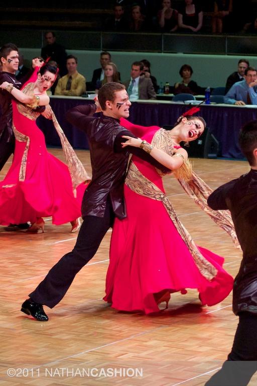 BYU Dancesport 2011