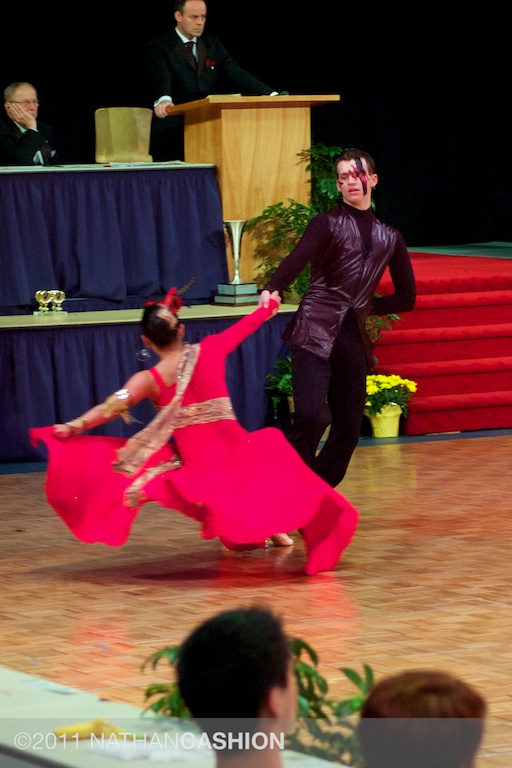BYU Dancesport 2011