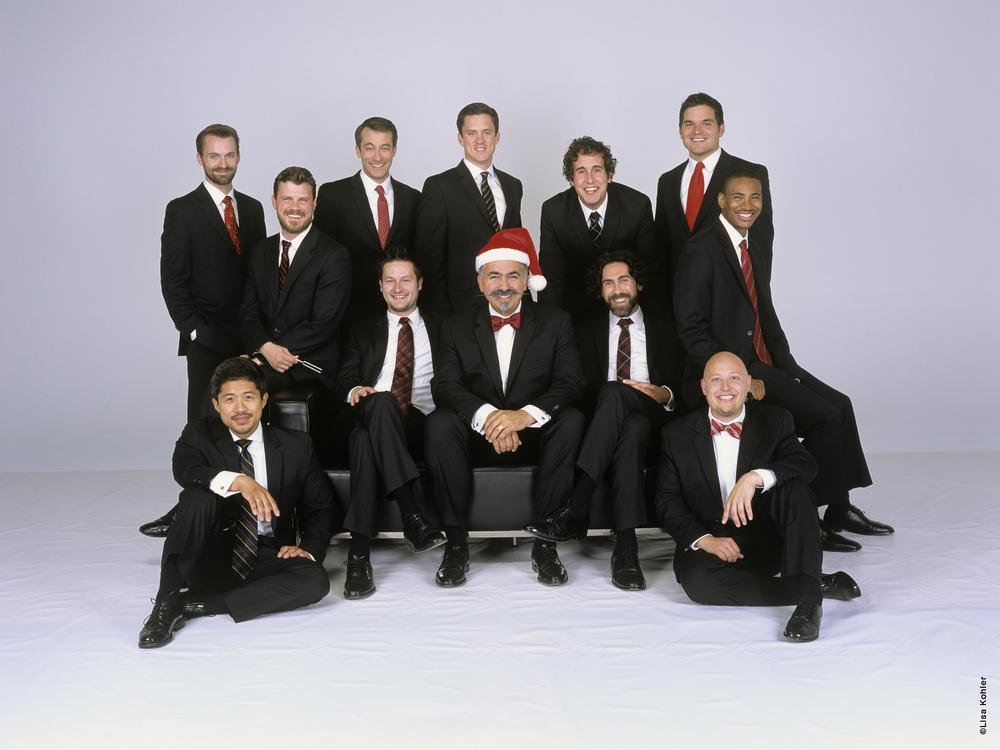 Chanticleer - A 12-voice men's choir based in San Francisco