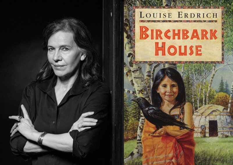 Louise Erdrich's  The Birchbark House.