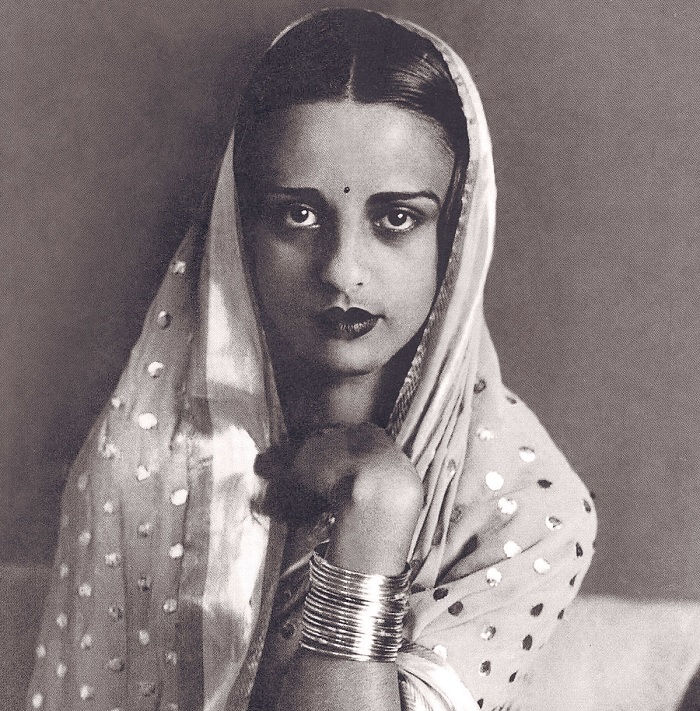 Amrita Sher-gil.