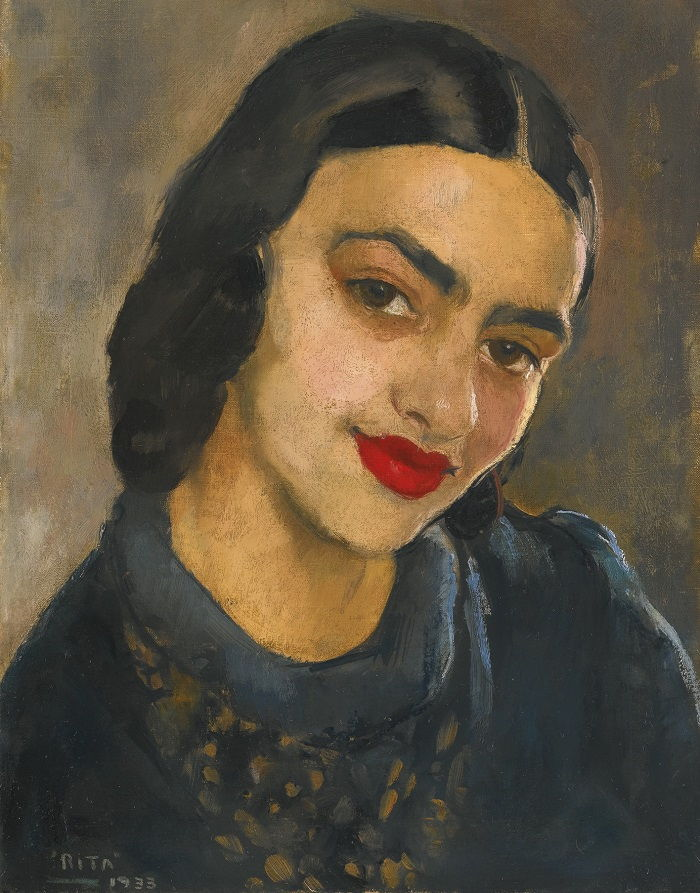 Untitled (Self-Portrait) , 1933.