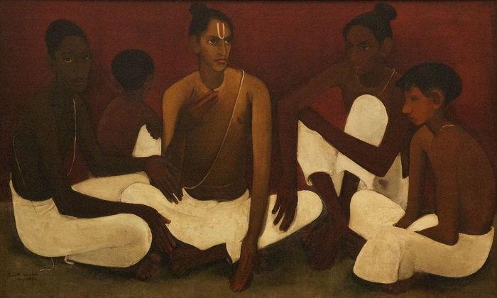 Brahmacharis , 1937.