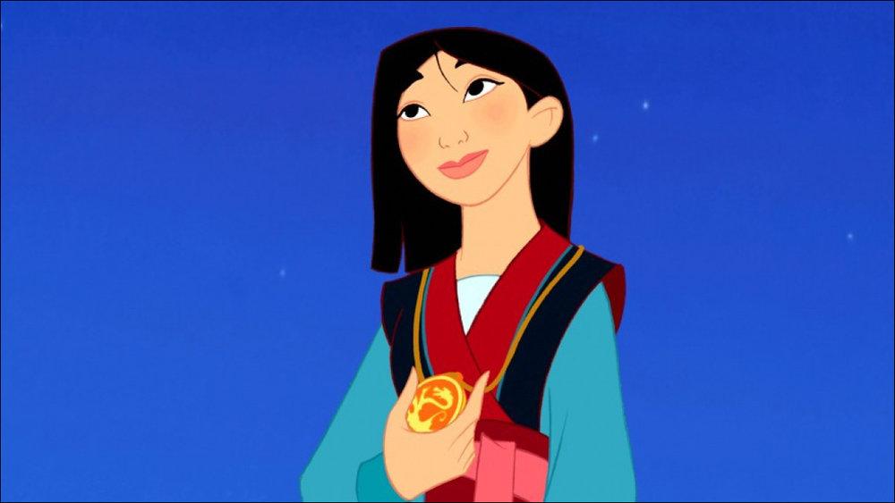 Mulan , 1998.