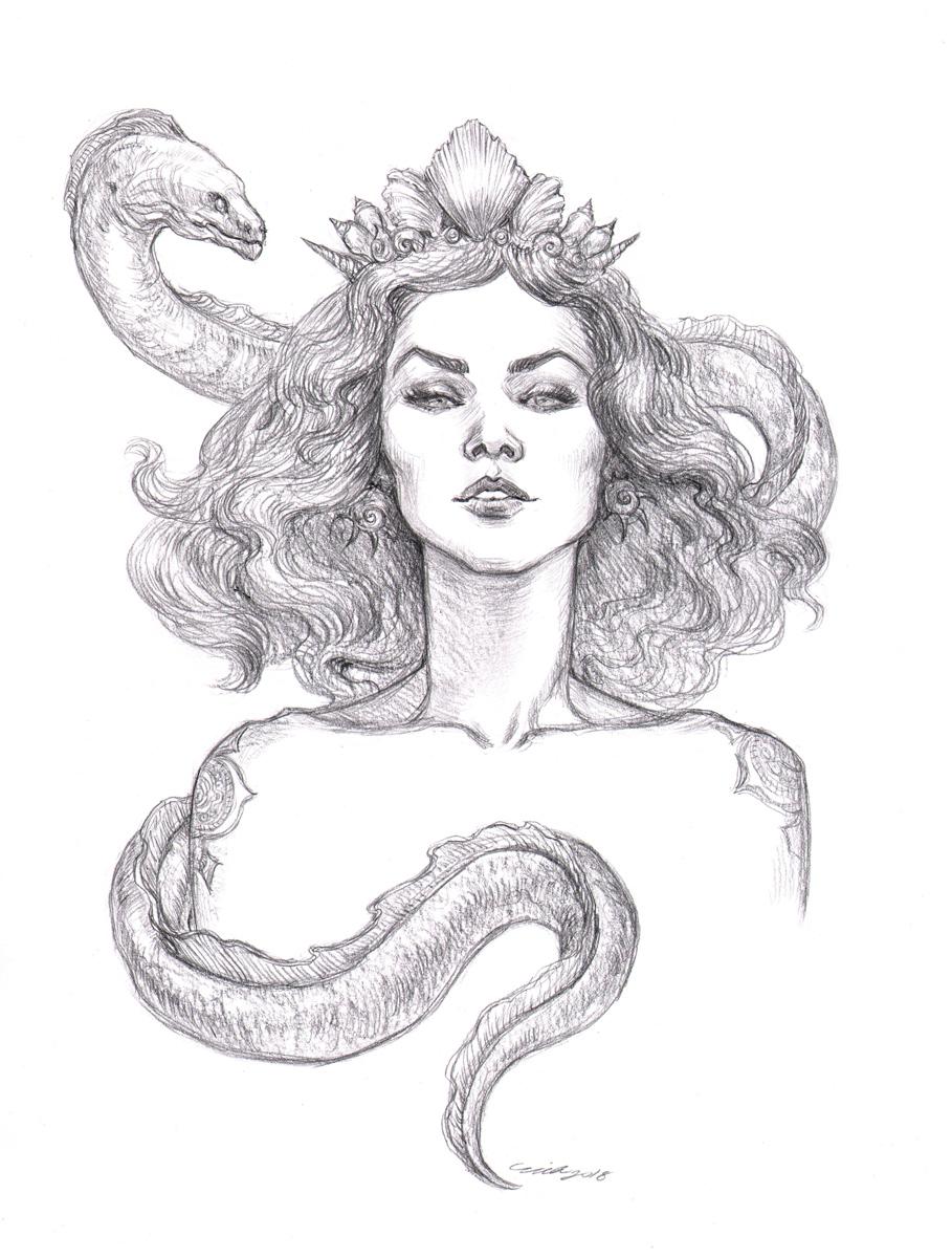 'Queen of Darkness'