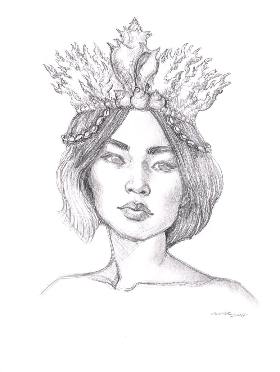 'Coral Princess'