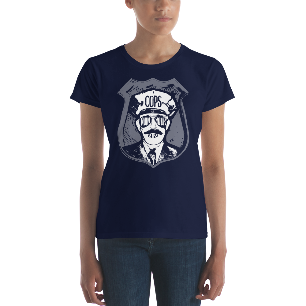4ef45ef5 Navy Blue Womens Tee Shirts - DREAMWORKS