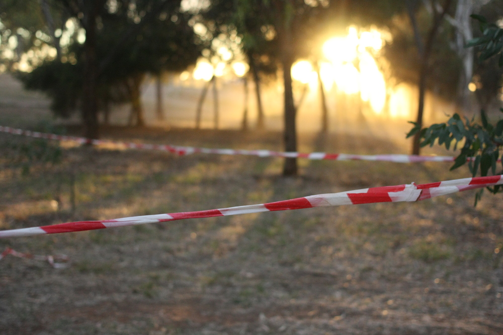 The Adelaide parklands are the perfect place for the Twilight CX season