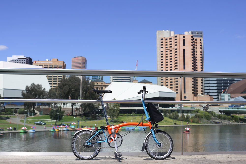 BIKE HIRE - TREADLY BIKE HIRE IS THE MOST VERSTILE AND COMPACT TRANSPORT OPTION IN ADELAIDE.