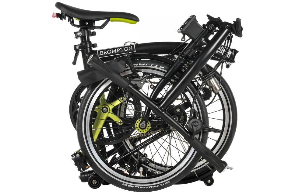 BROMPTON NYC ED. - NOW AVAILABLE AT TREADLY! LIMITED STOCK.
