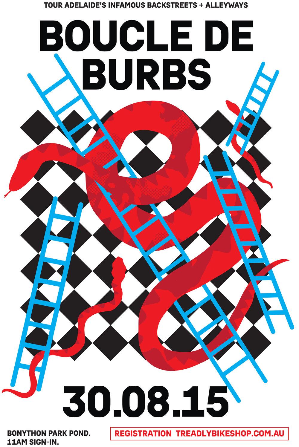 BOUCLE DE BURBS '15 -
