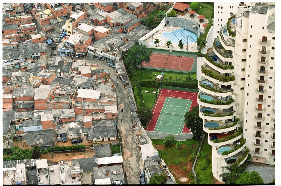 Favelas, Brazil