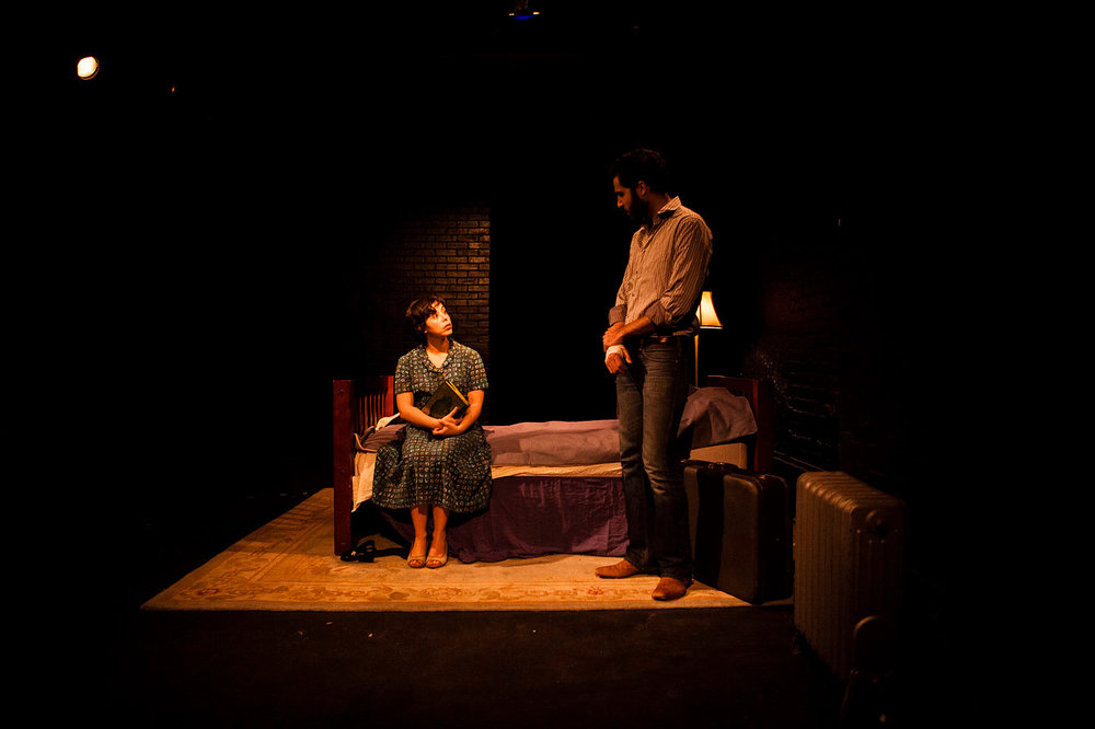 The In-Between by Kareem Fahmy- Produced by Noor Theatre 2015
