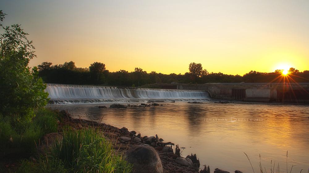 St. Joseph River Park, Niles, MI  BUY