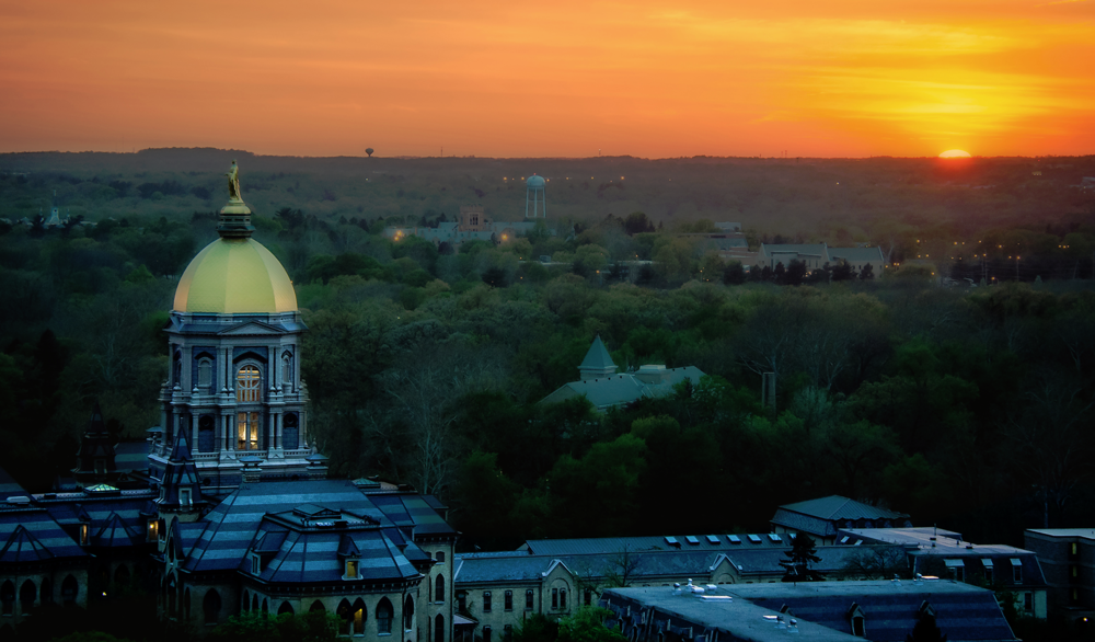 University of Notre Dame  BUY